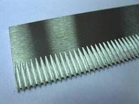 Ножи отсекающие пленку 220х24,6х1,7 мм. в процесе упаковки, фасовки
