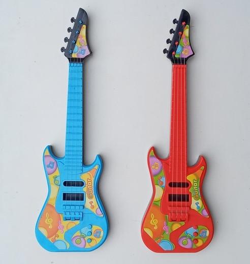 Гитара на струнах 5088В длина 50см сувенир игрушка
