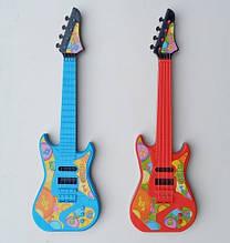 Гітара на струнах 5088В довжина 50см сувенір іграшка