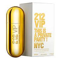 Carolina Herrera 212 VIP 80ml edt (изысканный, чувственный, роскошный, обворожительный аромат)