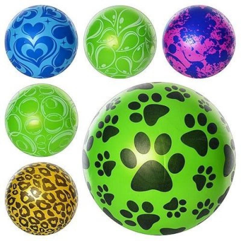 Мяч детский MS 0247 9 дюймов