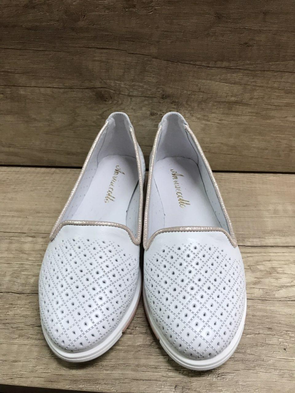 Летние женские туфли Anri de collo