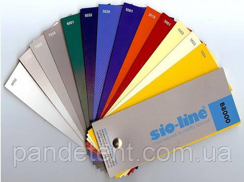 Ткань ПВХ для летних беседок, веранд, террас, пристроек, альтанок-650 г/м3 Бельгія, фото 2