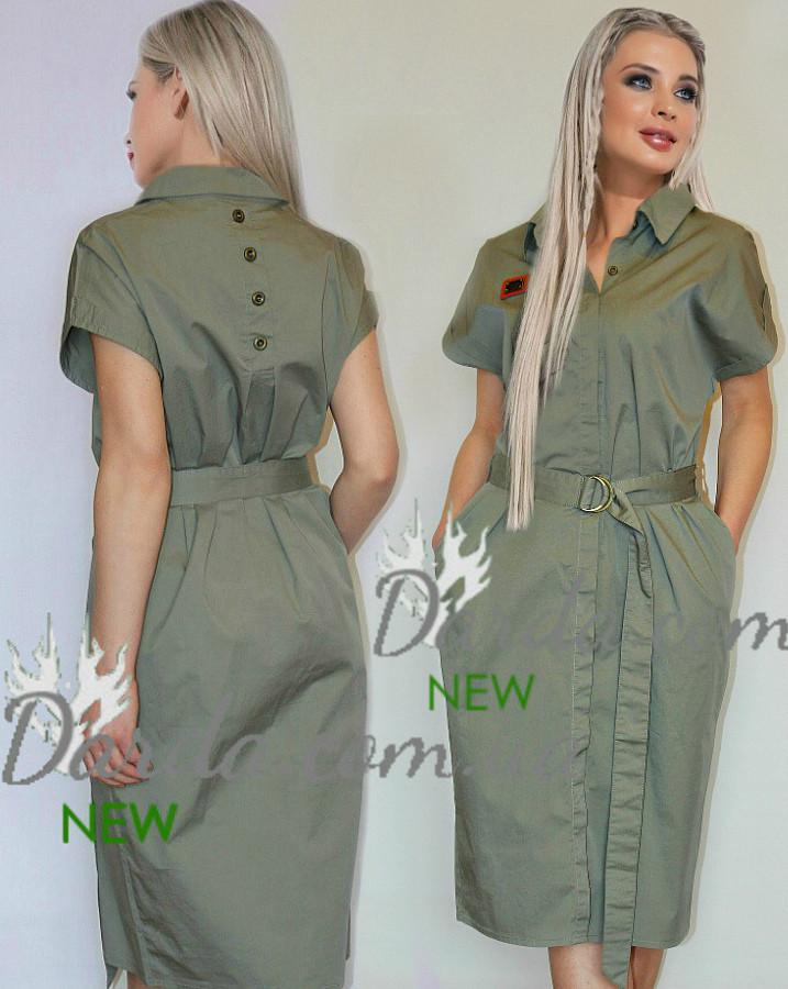 a0df1927b54a2bd Платье Сафари летнее Safary 331-8001, цена 995 грн., купить Хмельницький —  Prom.ua (ID#37394328)