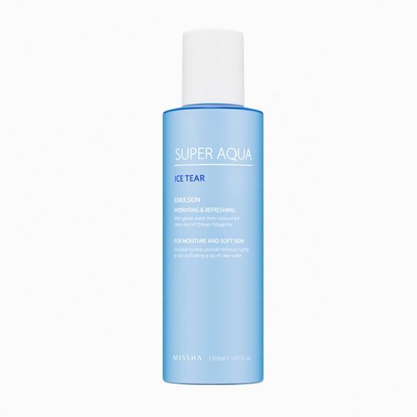 Увлажняющая эмульсия для лица Missha Super Aqua Ice Tear Emulsion