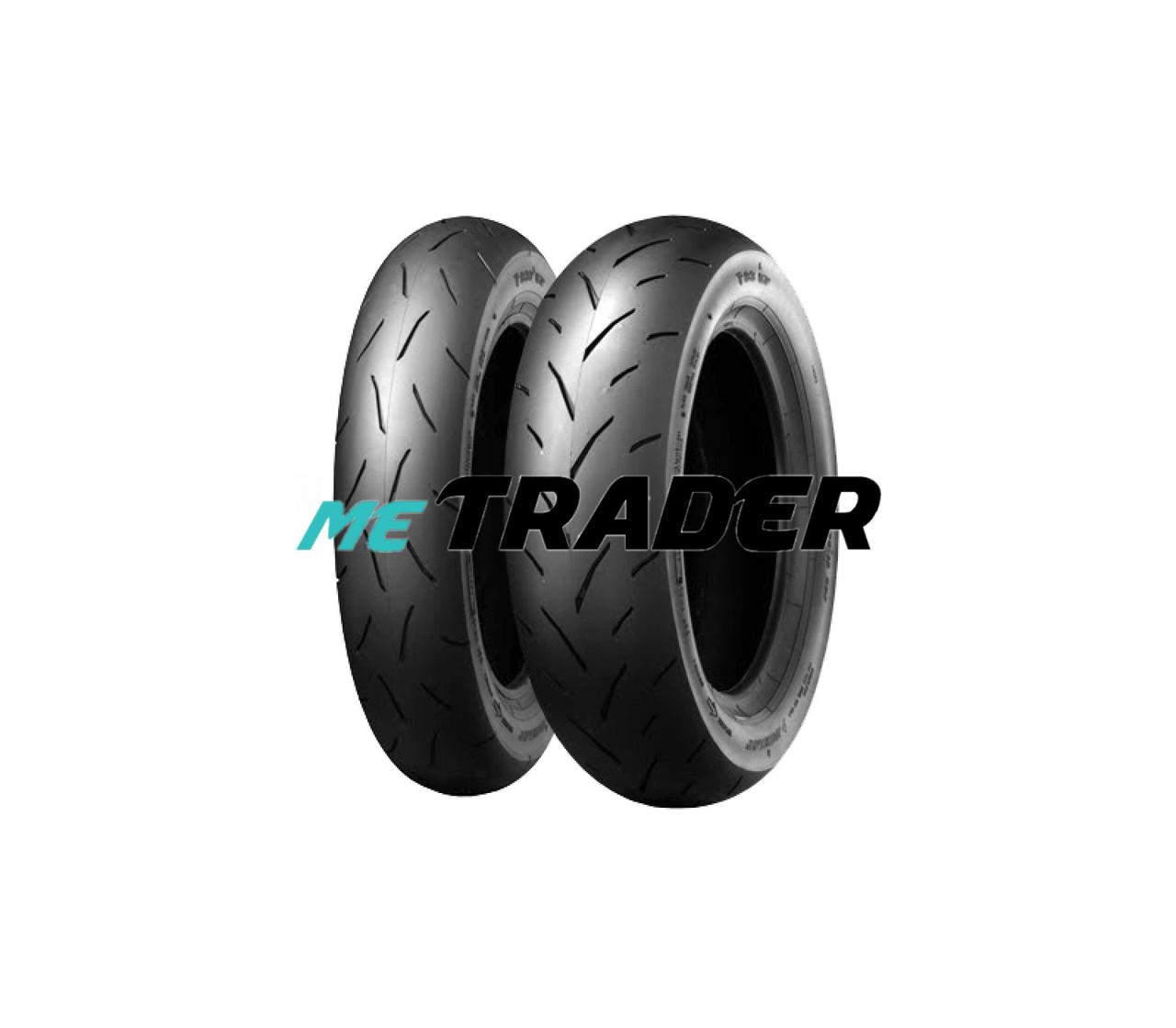 Dunlop TT93 120/80 R12 55J