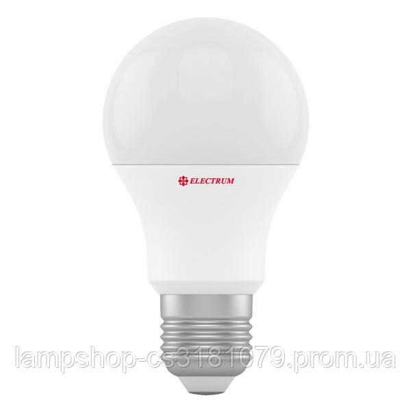 Лампа светодиодная стандартная LS-9 9W E27 4000K алюмопл. корп. A-LS-1699