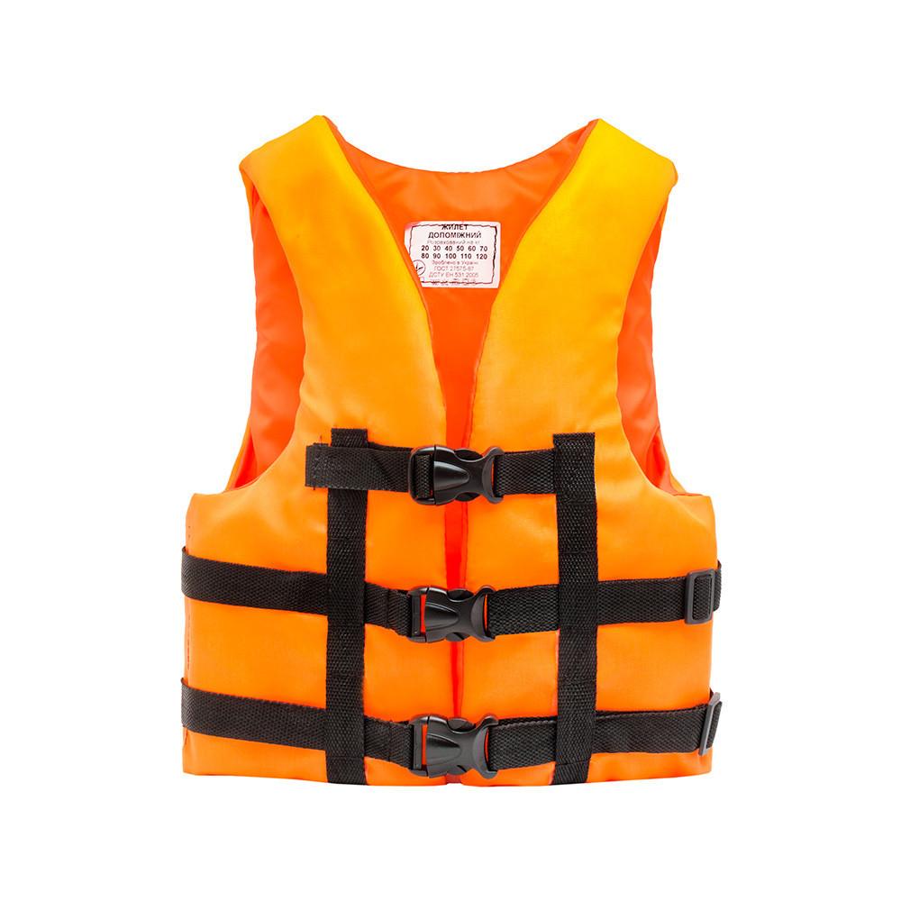 Спасательный (вспомогательный) жилет Оранжевый