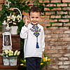 Рубашка с вышивкой для мальчика Судьба, фото 5
