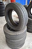 Шины б/у 205/65 R16С Dunlop, ЛЕТО, комплект, 5 мм, фото 4