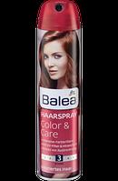 "Лак для волос Balea Color & Care 300 мл ""3"""