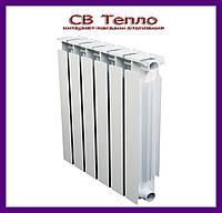Радиатор биметаллический (батарея) Алтермо 7 500/96