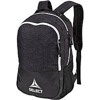 Рюкзак Select Lazio backpack черно-белый