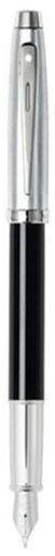 Ручка перьевая Sheaffer Gift Collection 100 WW10 Black Sh931304-10Ч, серый