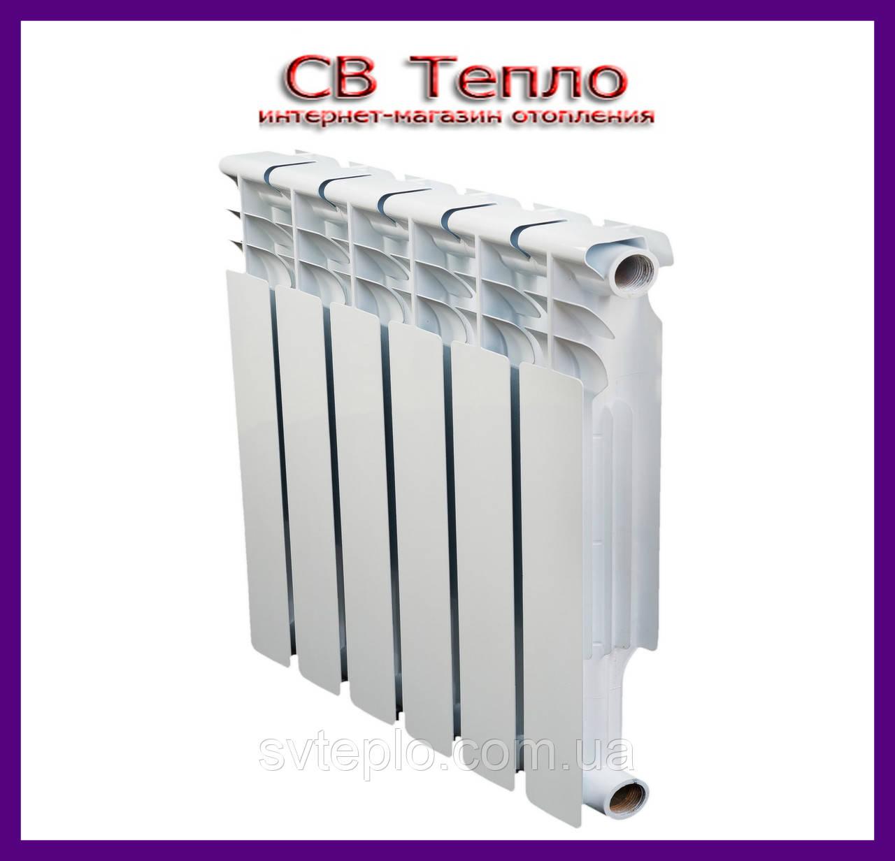 Радиатор биметаллический (батарея) Алтермо Торино
