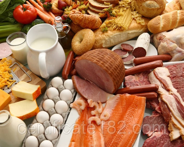 И снова о продуктах. Система управления безопасностью пищевых продуктов по ДСТУ ISO 22000 (HACCP) в Украине