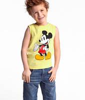 Летняя одежда, футболки, шорты, майки, рубашки для мальчиков