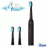 Электрическая зубная щетка Alfawise SG - 949 с интеллектуальным таймером Пять режимов чистки Водонепроницаемая