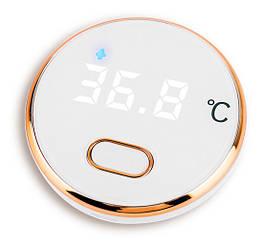 Інфрачервоний термометр (пірометр) Колобок (для вимірювання температури тіла і поверхонь)