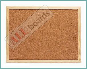 """Пробковые доски в деревянной раме TM """"ALL boards"""""""