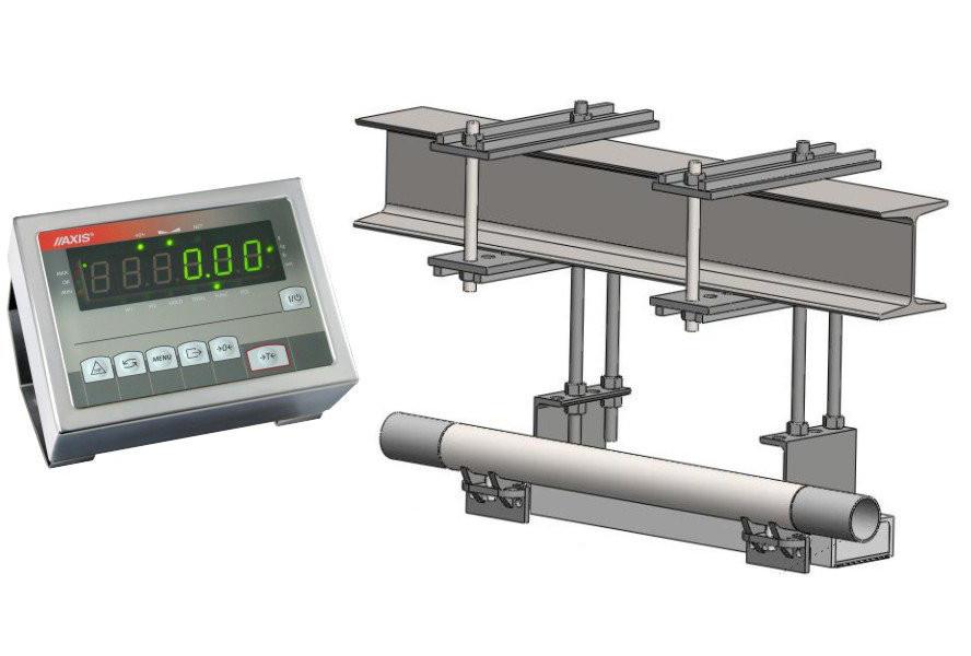 Монорельсовые весы Axis 2BDU600M Стандарт