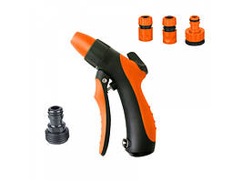 Набор для полива (пистолет + адаптеры) Sturm 3015-01-1FS