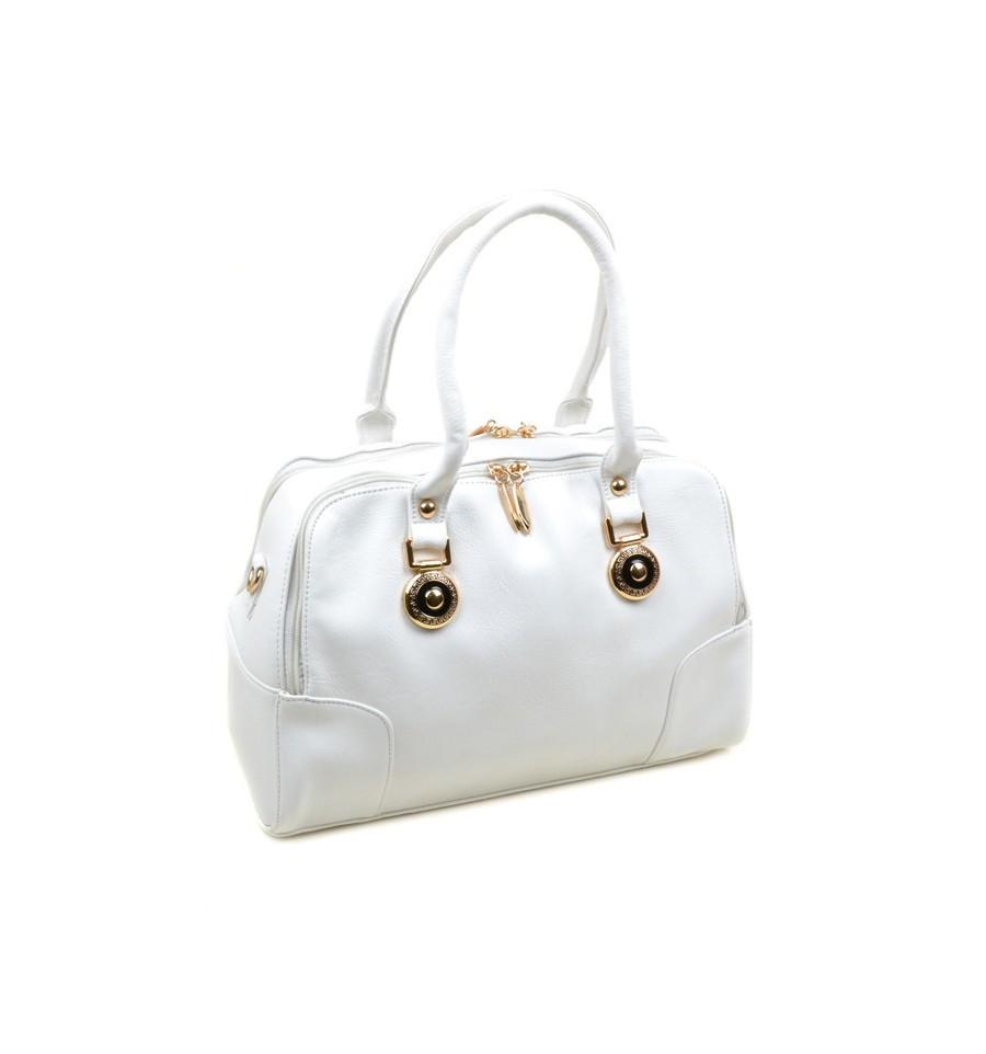 Сумка женская иск-кожа 3-4 19110 white