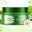 Ночная крем-маска BIOAQUA Natural Chamomile для лица с экстрактом ромашки,100 g, фото 4