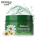 Ночная крем-маска BIOAQUA Natural Chamomile для лица с экстрактом ромашки,100 g, фото 5