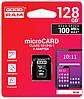 MicroSDXC (UHS-1) GoodRam 128Gb class 10 (R-100MB/s) (adapter SD), фото 2