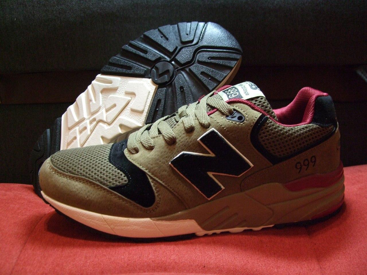 Кроссовки демисезонные New Balance 999