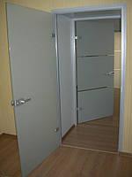 Стеклянные двери с матовым стеклом 950х1950мм