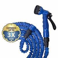 Розтягується шланг TRICK HOSE 5-15 м, синій, фото 1