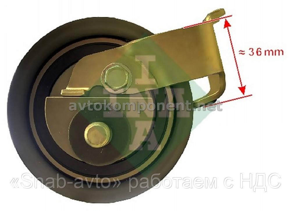Ролик натяжной AUDI, Volkswagen (производство Ina) (арт. 531 0500 20), AFHZX