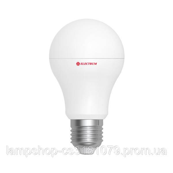 Лампа светодиодная стандартная LS-22 10W E27 2700K алюмопл. корп. A-LS-0108