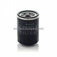 Фильтр масляный Ford (производство MANN) (арт. W610/2), ABHZX