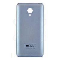 """Задняя крышка Meizu MX4 Pro (M462) 5.5"""", серая"""