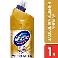 Чистящее cредство для унитаза Domestos Ультра блеск, 1 л