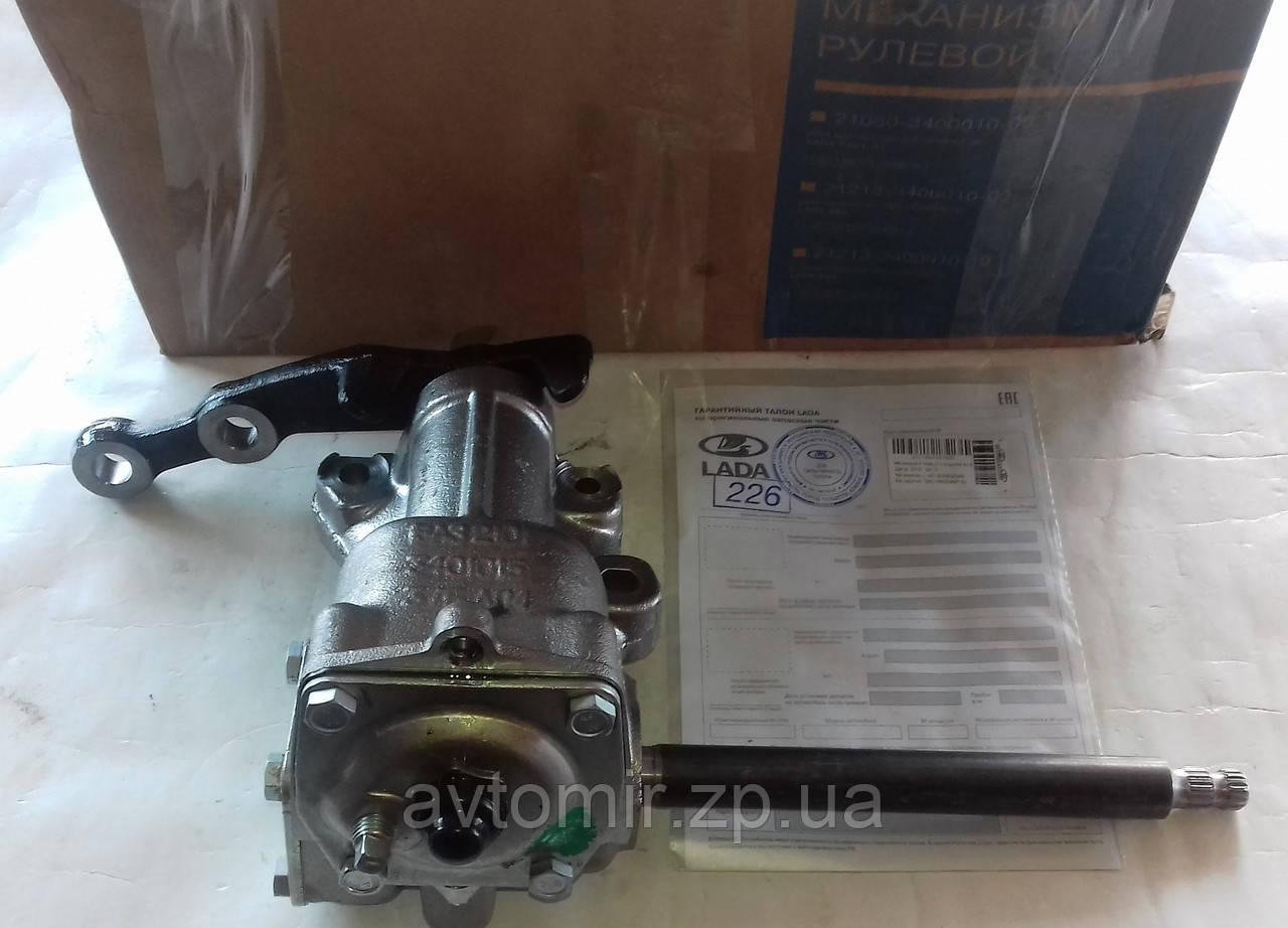 Колонка рулевая Ваз 2104 2105 2107 АвтоВаз завод