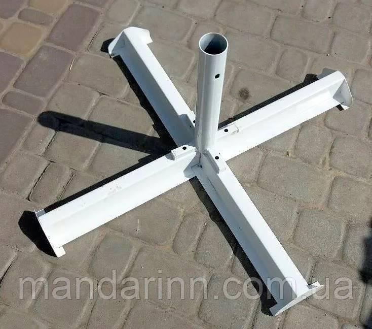Раскладная подставка для зонтов большого размера (Торговые зонты)