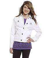 Верхній одяг для дівчаток, комбенизоны, термо куртки, вітровки, джинсові куртки для дівчаток