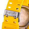 Мужские наручные часы Casio G-Shock GA-100 Желтые Копия, фото 4