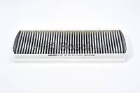 Фильтр салона FORD FOCUS угольный (производство Bosch) (арт. 1987432345), ACHZX