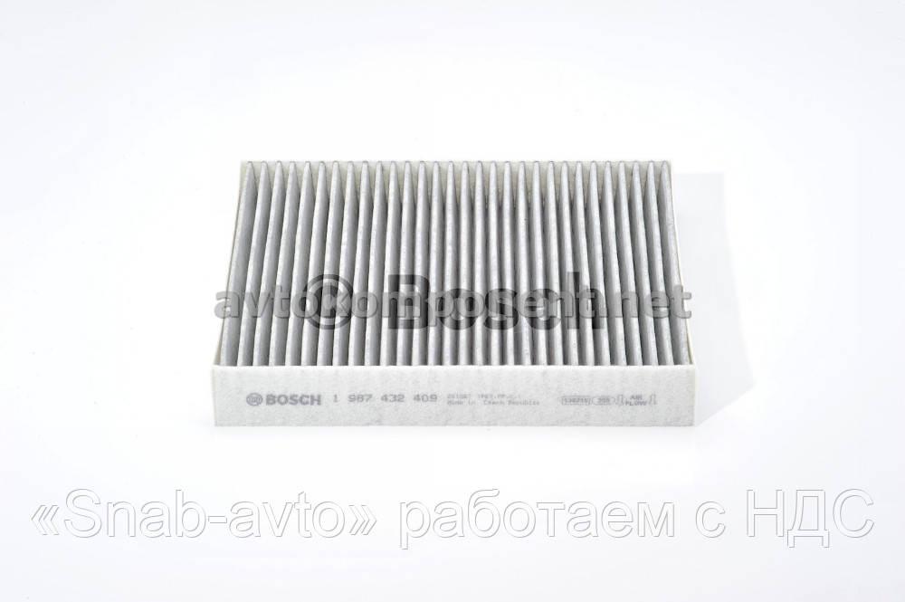 Фильтр салона FORD (угольный) (производство Bosch) (арт. 1987432409), ABHZX