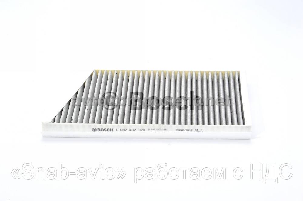 Фильтр салон с актив угл (производство Bosch) (арт. 1987432370), ACHZX
