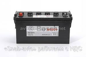 Аккумулятор  100Ah-12v BOSCH (T3071) (413x175x220),L,EN600 (арт. 0092T30710), AGHZX