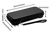 Защитный чехол кейс GameWill для Nintendo Switch ( 4 цвета) / Стекла есть в наличии /, фото 9