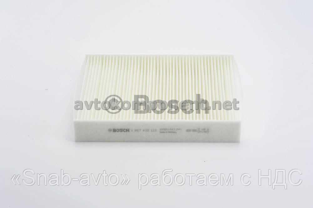 Фильтр салона FORD; VOLVO (производство Bosch) (арт. 1987432113), AAHZX