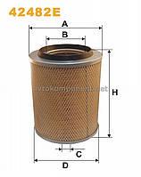 Фильтр воздушный 42482E/AM418 (производство WIX-Filtron) (арт. 42482E), ACHZX
