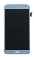 Дисплей (экран) для Samsung J400F Galaxy J4 (2018) + тачскрин, голубой, с регулировкой яркости, (TFT), копия